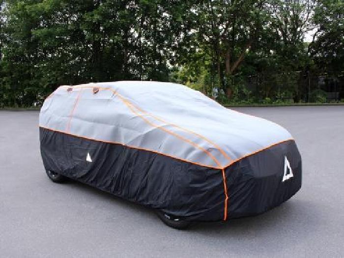 Suzuki Grand Vitara 3-T SUV Bj. 2005-2015 Auto Schutzhülle-Hagelschutz, Basic