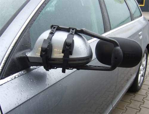 Hyundai Galloper II Bj. 1998-2001 Quick Lock RK Reich Wohnwagenspiegel u. Caravanspiegel