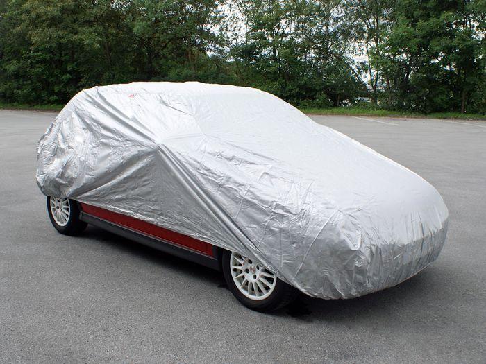 Suzuki Celerio 5-T Fließheck Bj. 2014- Auto Schutzhülle-Vollgarage, Basic