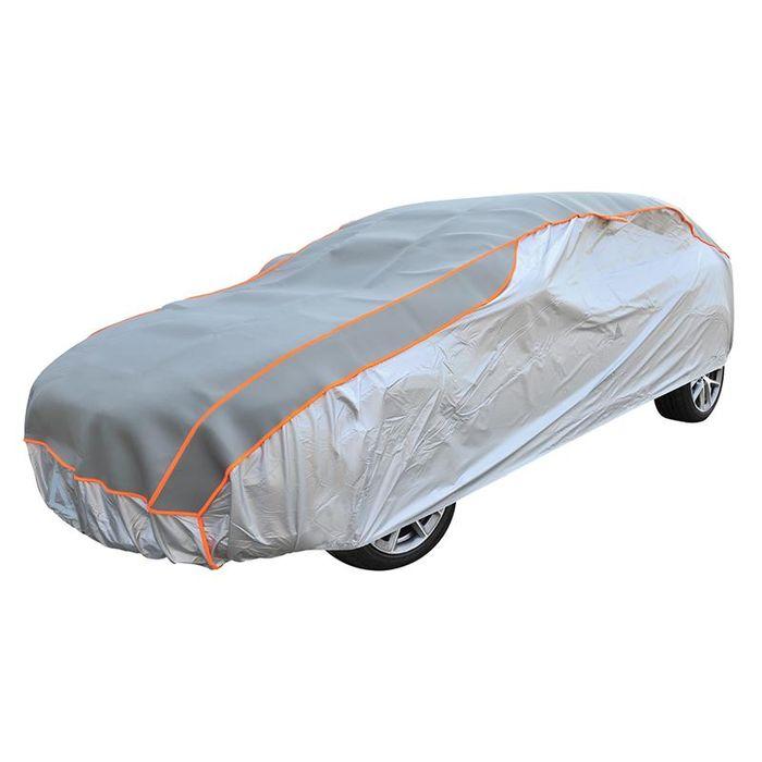 Ford Mustang 2-T Cabrio Bj. 2018- Auto Schutzhülle-Hagelschutz, Premium