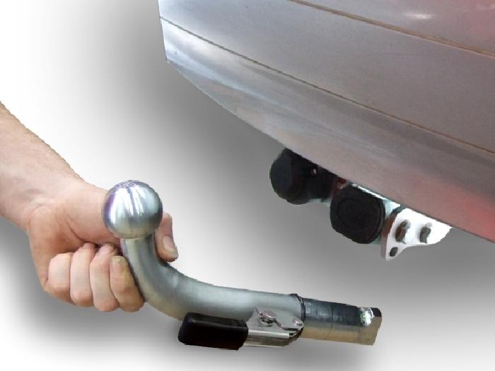 Anhängerkupplung incl. E-Satz Peugeot-Boxer - 1994-2002 Kasten/ Bus/ Kombi 4 WD Ausf.:  horizontal