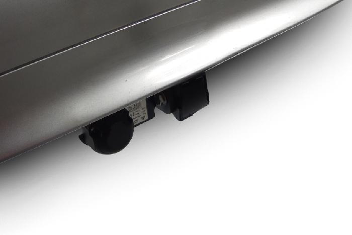 Anhängerkupplung incl. E-Satz Honda-CRX - 1992-1998 CRX- Cabrio, Serie RFX, Montage nur bei uns im Haus Ausf.:  horizontal