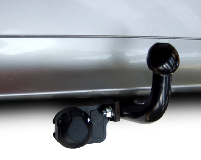 Anhängerkupplung incl. E-Satz Audi-A6 Limousine - 2011-2014 4G, C7, Quattro Ausf.:  feststehend