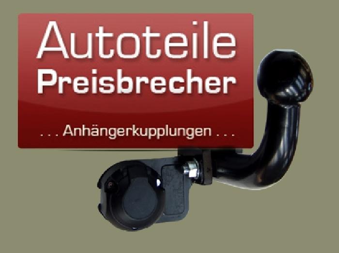 Anhängerkupplung incl. E-Satz Rover-75 - 1998- Limousine Ausf.:  horizontal